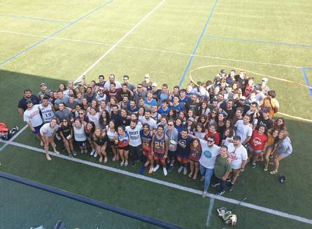 Madrid Lacrosse y Barcelona Dracs vencedores de la Copa de España 2019