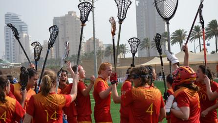 Clasificada para el Mundial 2021 en Baltimore (EE.UU.) la Selección Femenina de Lacrosse