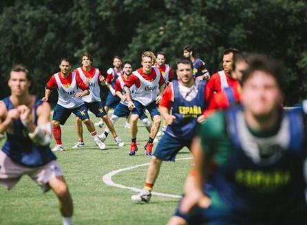 La Selección Masculina de Lacrosse se prepara para el Europeo 2020 en Polonia
