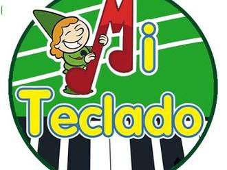 """Taller """"Mi Teclado"""" de Musicaeduca."""