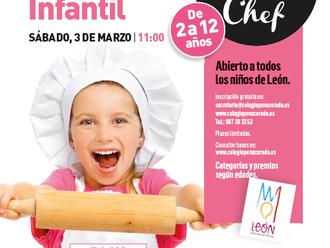 "III Concurso de Cocina Infantil ""Kids Junior Chef"""