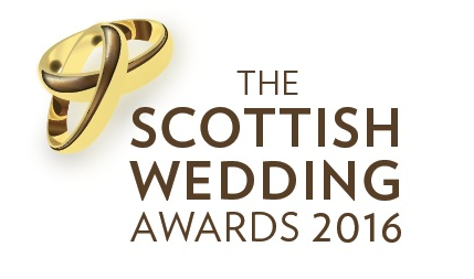 Scottish Wedding Award 2016 Finalist!!!
