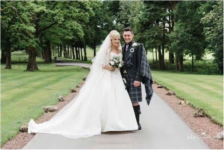 Real Bride June Brides Glasgow
