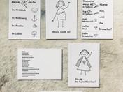 Postkarten Set 1