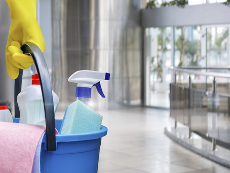 What You Should Know About Commercial Office Cleaning and the Pandemic