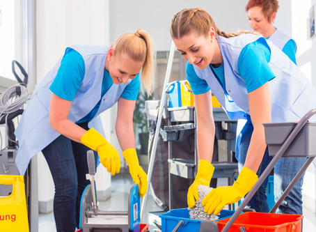 Keep It Clean: 7 Reasons to Hire Commercial Cleaning Services for Your Office