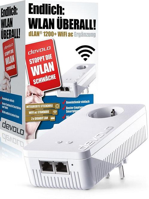dLAN® 1200+ WiFi ac Powerline Einzeladapter