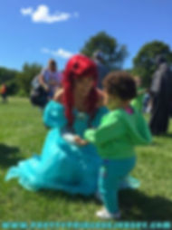 Mermaid Princess, Princess, Princess Party, Hire a Princess, Princss for Hire