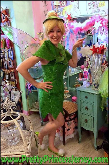 Tinker Fairy, Fairy, Fairy Party