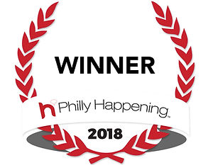 Philly Happening List Award 2018