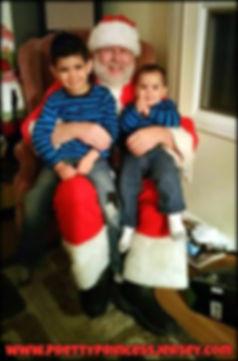 Santa, Santa Claus, Santa Visit, Santa Appearance, Real Beard Santa, Philadelphia Santa, Bucks County Santa, South Jersey Santa