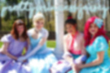 Sofia The First, Cinderella, Mulan, Ariel Little Mermaid, Princess Party, PA, NJ, DE, Bucks County, Philadelphia, South Jersey, Characters, Party Entertainment, Birthday Princess
