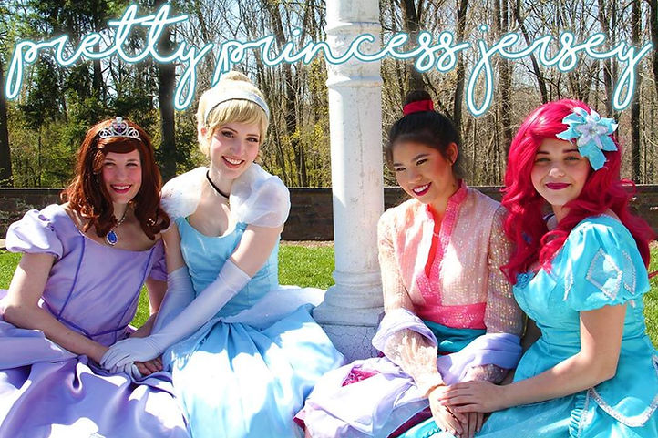 Sofia The First, Cinderella, Mulan, Ariel Little Mermaid, Princess Party, PA, NJ, DE, Bucks County, Philadelphia, South Jersey, Characters, Party Entertainment, Birthday Princess