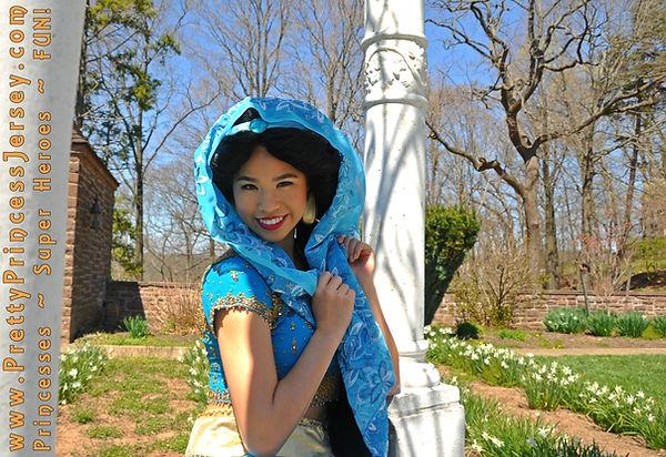 Princess Jasmine, Aladdin, Birthday Party Princess, Philadelphia Princess, Princess Party Entertainment, Singing Princess, Bucks County Princess, South Jersey Princess, Princess for Hire