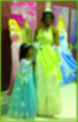 """Based on the classic tale of """"The Frog Prince,"""" PrettyPrincessJersey's Frog Princess loves to sing and dance!"""