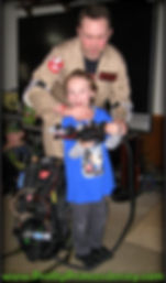 Ghostbusters themed parties are so much fun!