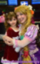Rapunzel fans will love PrettyPrincessJersey's Long Hair Princess! Book her fo your next event...
