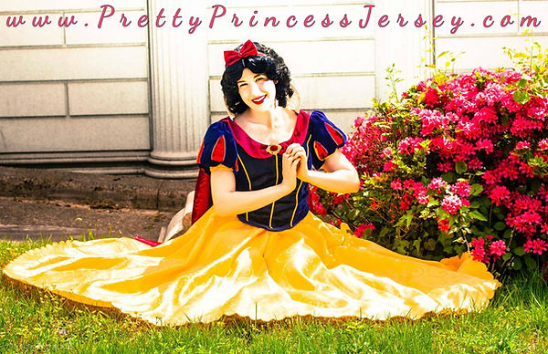 Princess Party Bucks County, Princess Philadelphia, Princess South Jersey, Snow White Party