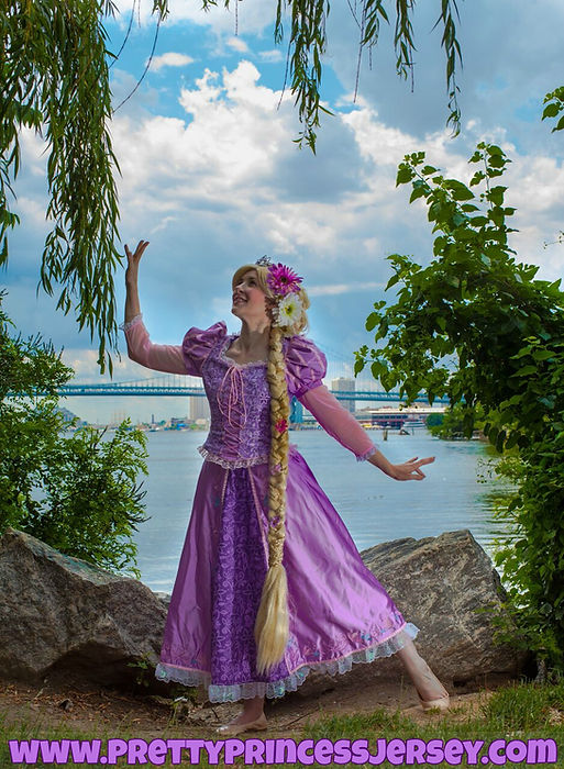 Rapunzel, Princess, Bucks County Princess Party, Philadelphia Princess Party, South Jerey Princes Party