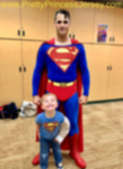 Super Hero, Superman, Hero, Birhday Party