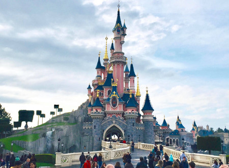 Balade à DisneyLand Paris : where to eat ! 👑
