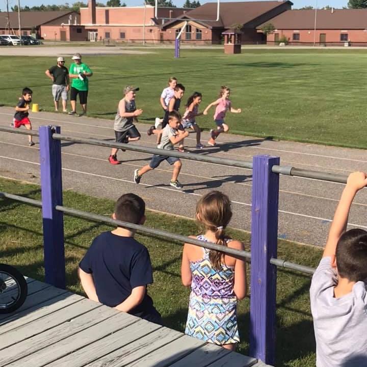 Kids & Family Track Meet