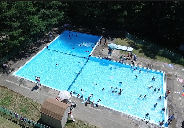 North Salem Day Camp Pool