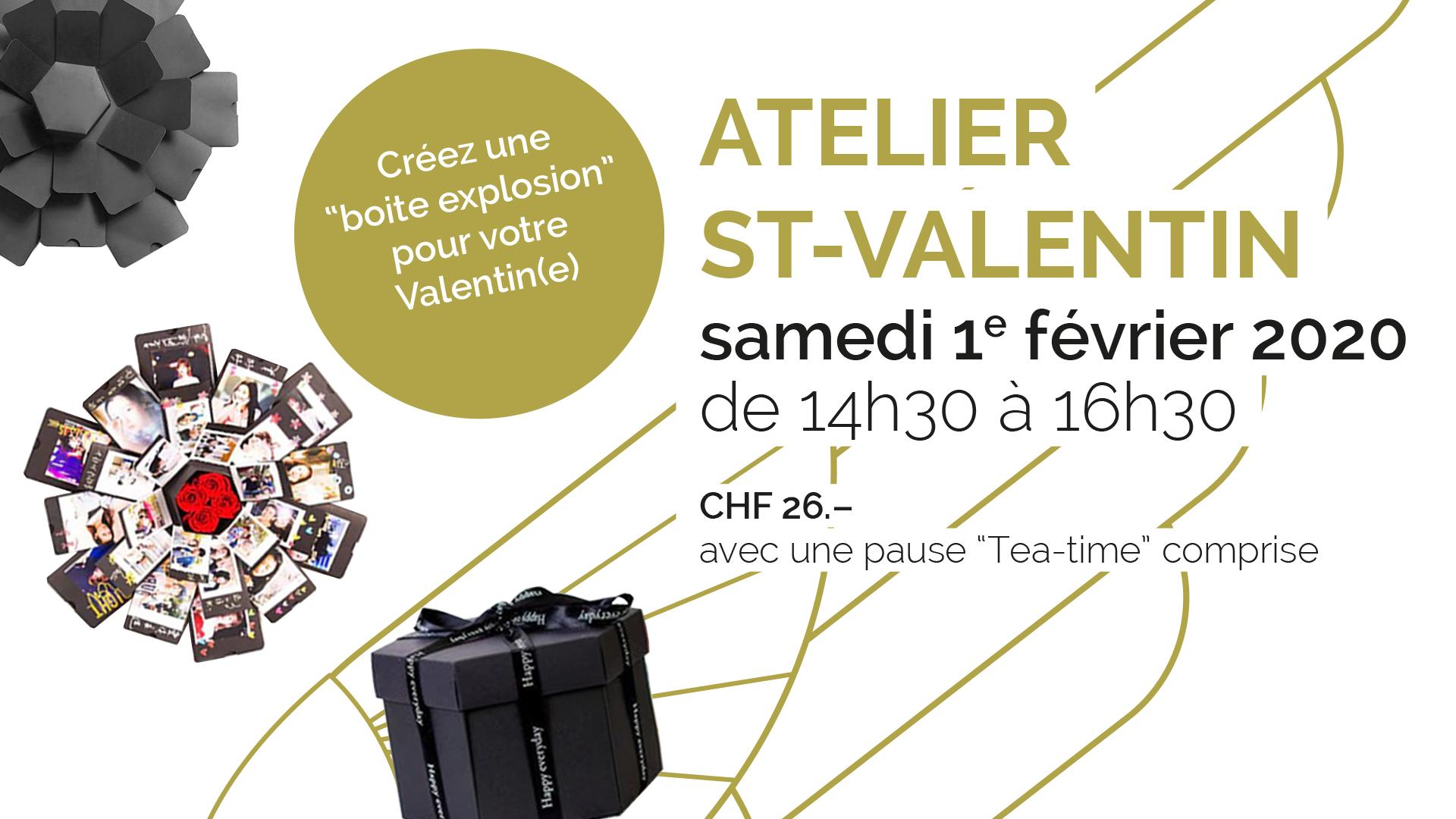 Atelier St-Valentin