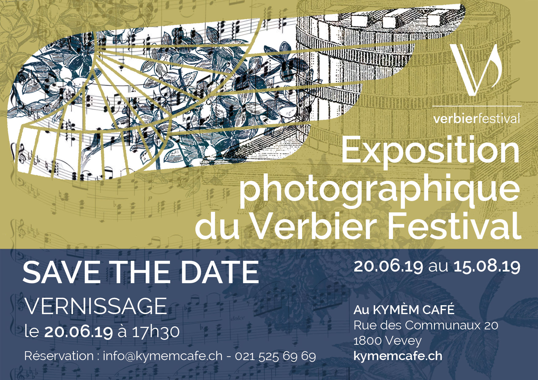 Exposition du Verbier Festival
