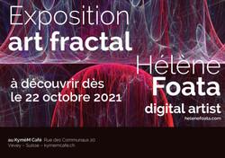Exposition Hélène Foata