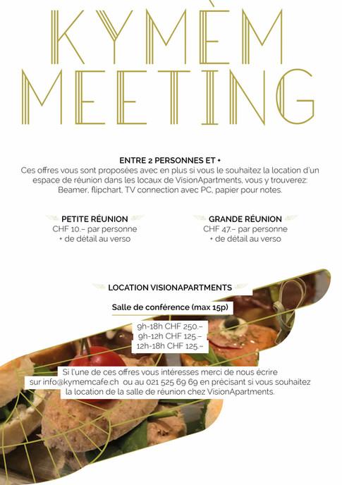 KymèM Meeting