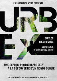 Urbex exposition