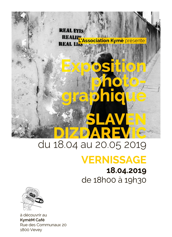 Exposition Slaven Dizdarevic