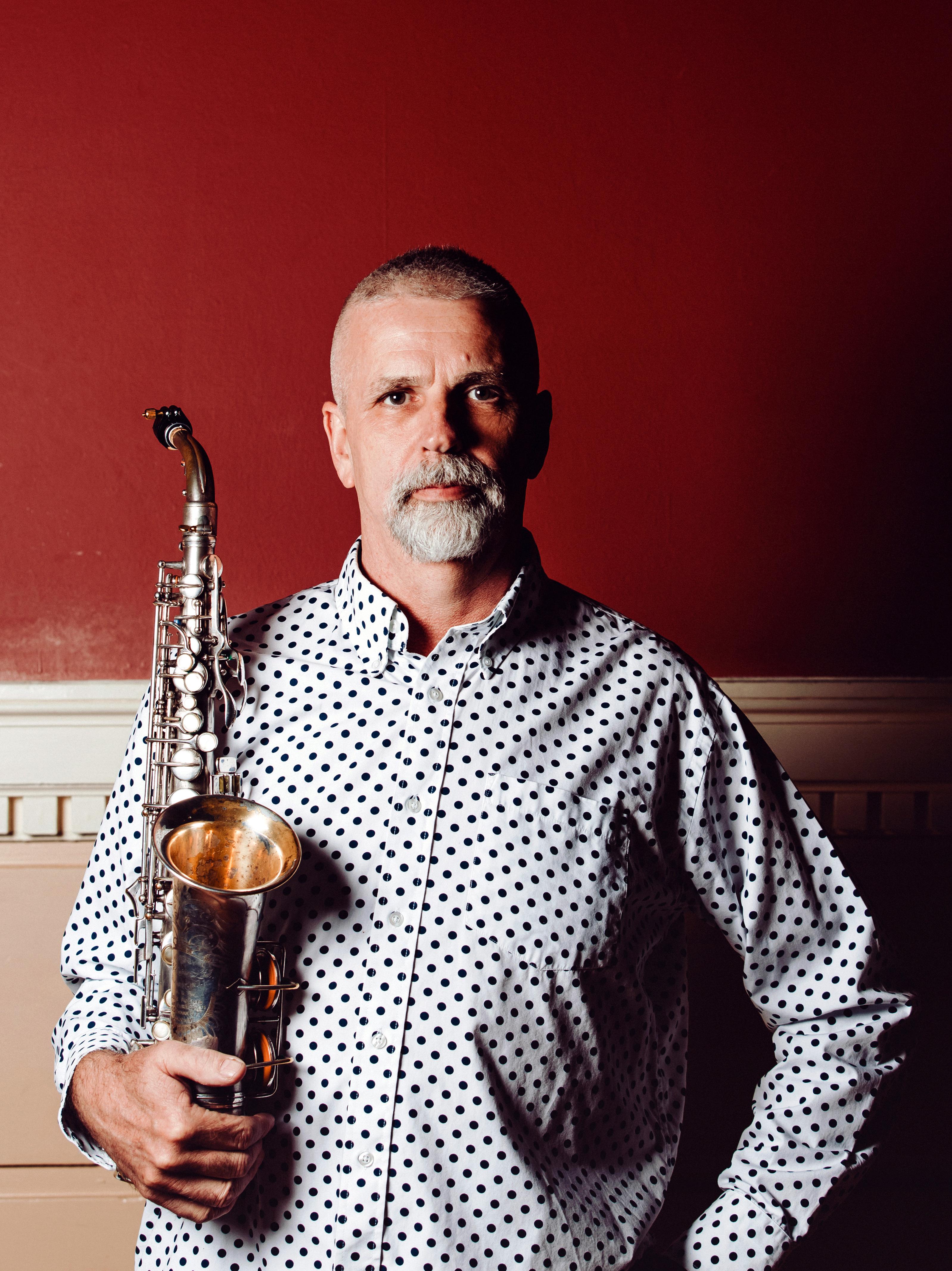 Paul James sax by Elly Lucas hi-res