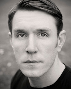 Acting headshot for Christopher Schaunig