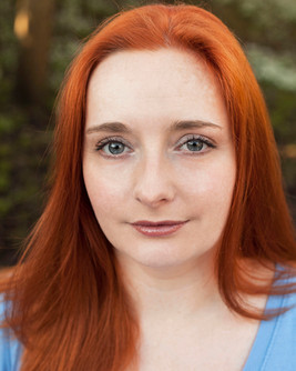 Acting headshot for Gemma Mann