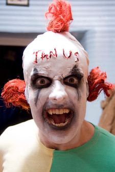 Janus the clown, CUT 2009