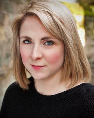 Acting headshot for Victoria Heffernan
