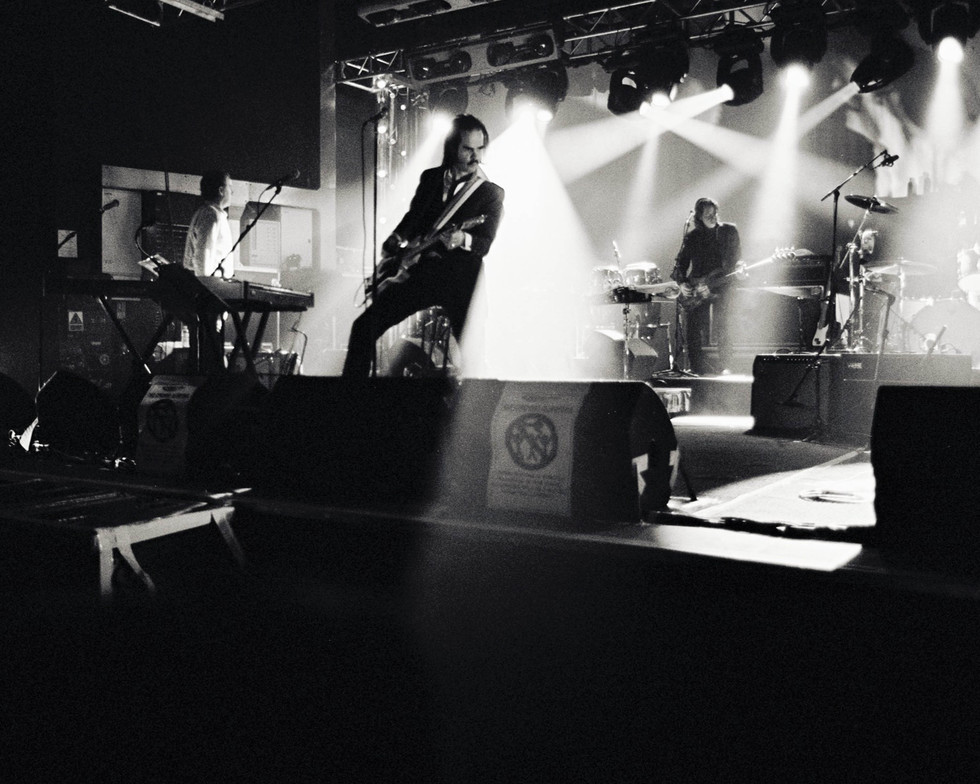 Nick Cave & the Bad Seeds, live in Sheffield, 2008