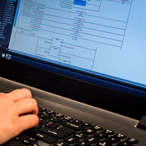 PLC Logic Design and Code