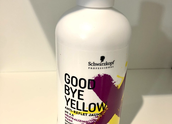 Goodbye Yellow Neutralizing Shampoo