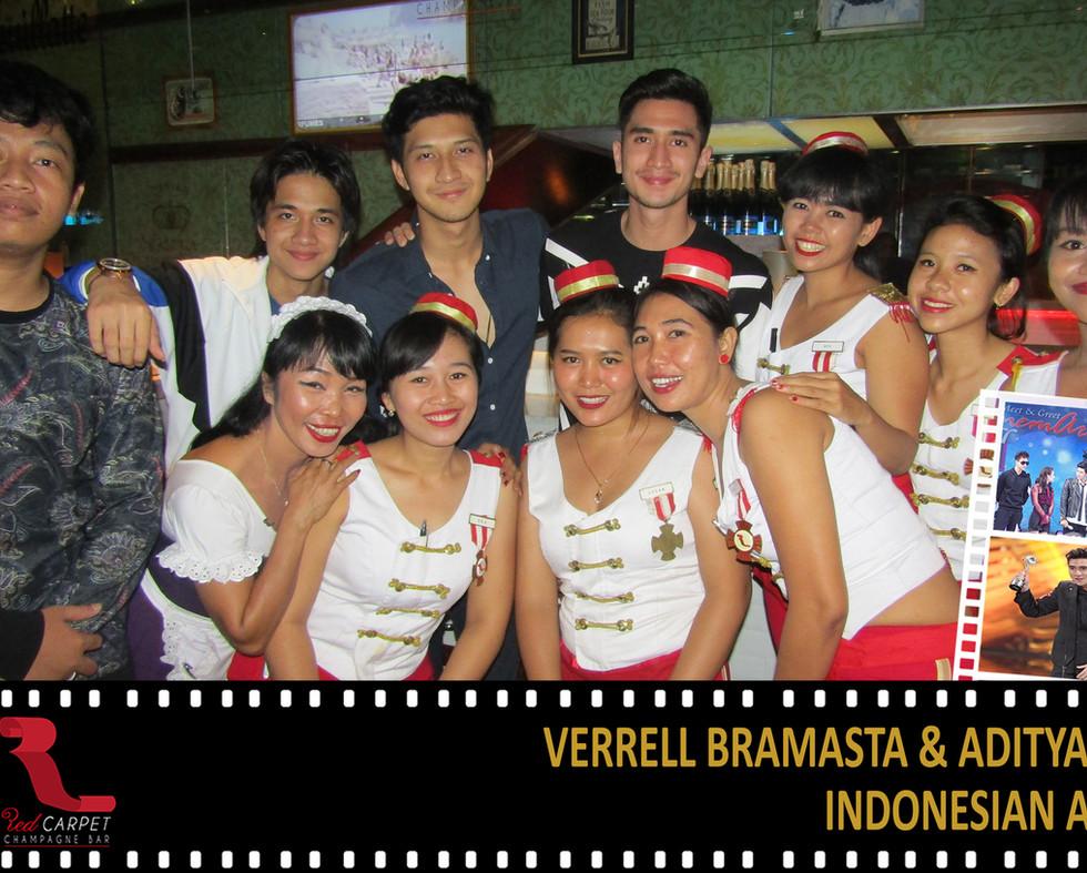 Verrell Bramasta & Aditya Zoni - Indones