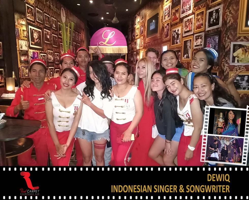 Dewiq - Indonesian Singer & Songwriter D