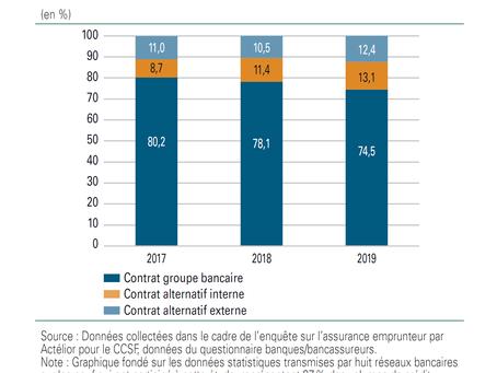 Etat des lieux du marché de l'Emprunteur : l'analyse du CCSF  - Novembre 2020