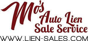 Forms | Mo's Auto Lien Sale Service