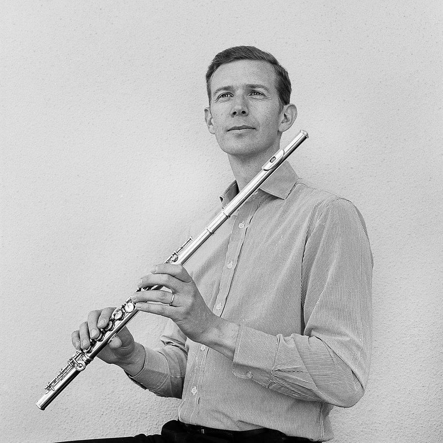 Dawid Venter flautist