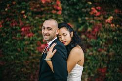 mariage et vignes