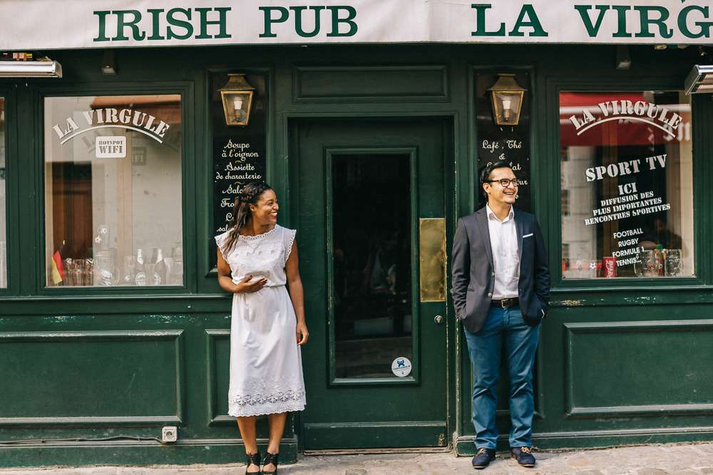 Gael Genna -  photographe mariage Paris - mariage semaine