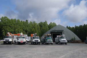 Our fleet sitting pretty waiting for a storm to come!