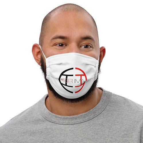 Inner Image - Logo-New - Face Mask - White